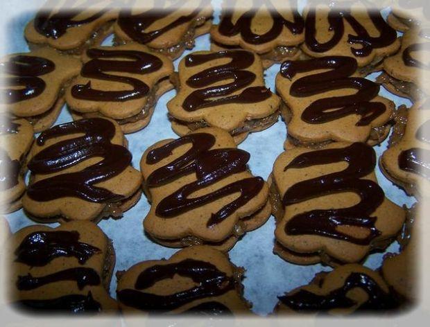 Ciasteczka  bez pieczenia