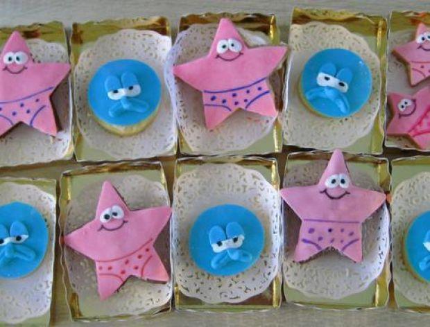 Ciasteczka Spongebob