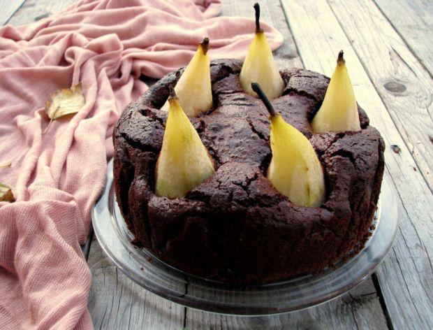 Ciasto z gruszkami