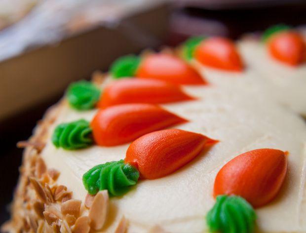 Ciasto marchewkowe - historia wypieku