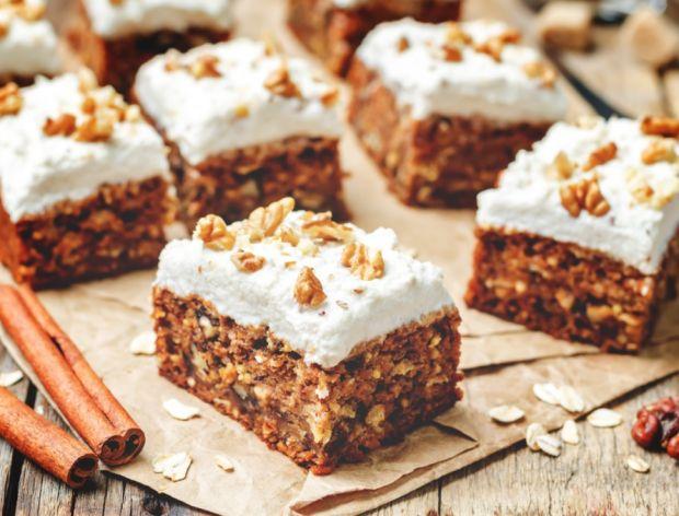 Orzechowiec - ciasto z orzechami
