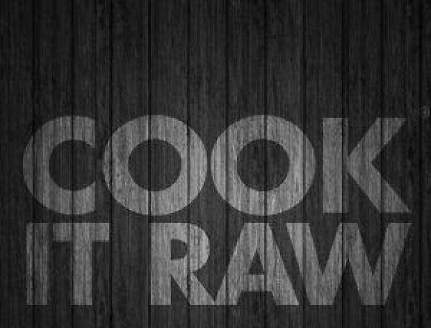 Cook it Raw w sierpniu w Polsce