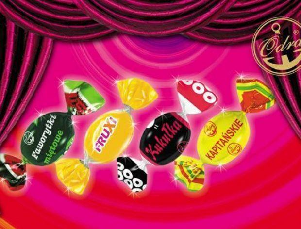 Cukierkowy konkurs Odry