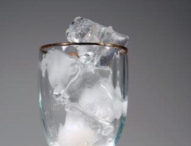 Cytrusowy lód