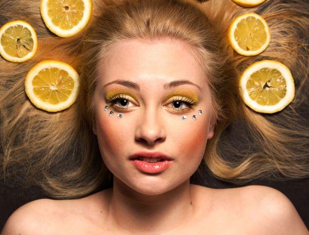 Cytryna do naturalnej pielęgnacji włosów