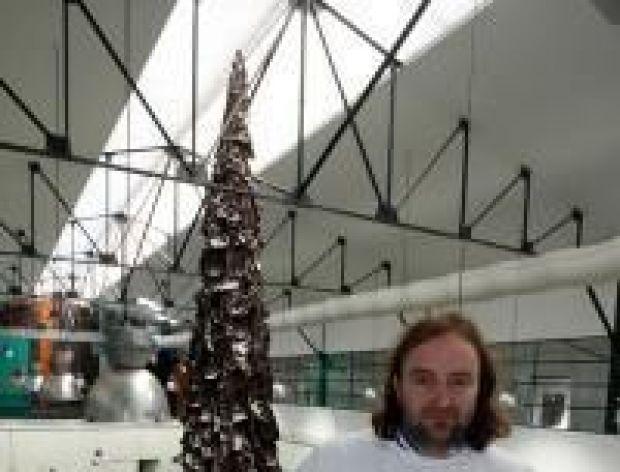 Czekoladowa choinka - rekordzistka