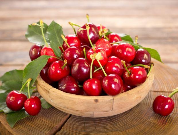 Czereśnie - jedne z najbardziej wartościowych owoców