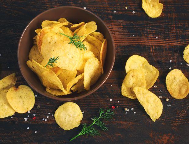 Odjazdowe smaki chipsów z całego świata