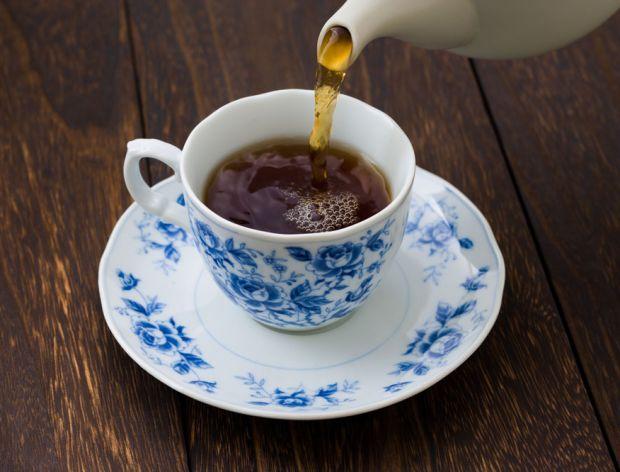 Przyjmujemy gości herbatą
