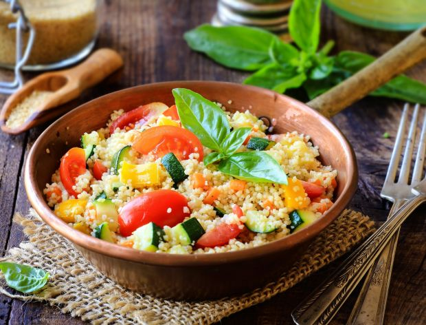 Pomysły na obiad – kasza jaglana