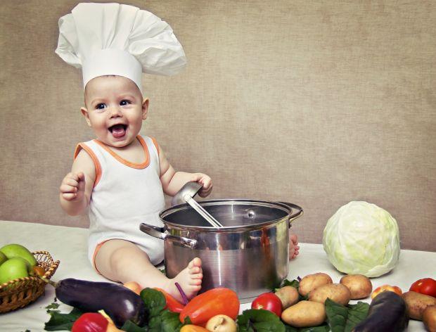 Dieta niemowlaka i małego dziecka