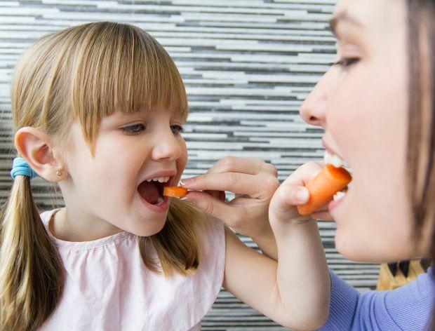 Wytyczne dotyczące żywienia dzieci