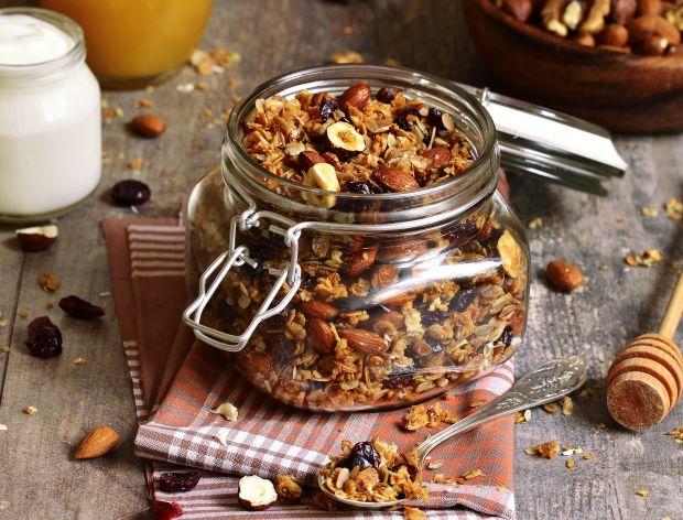 Domowa granola – najlepszy przepis