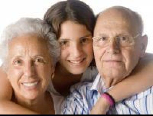 Dużo radości - bo śmiech to zdrowie Dziadku!