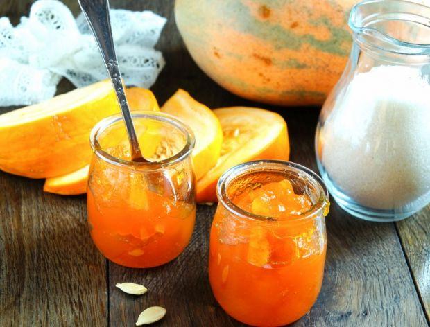 Dżem z dyni na 3 sposoby. Zrób dżem z dyni z pomarańczą, jabłkami lub galaretką!