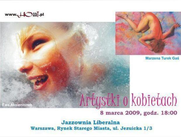 Dzień kobiet w Warszawie