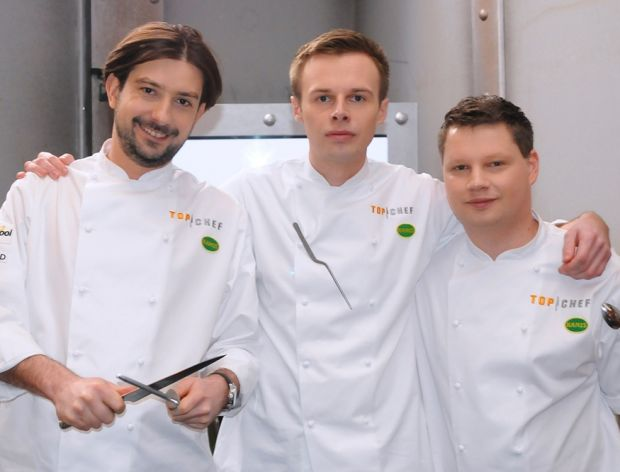 "Finaliści ""TOP Chef"""