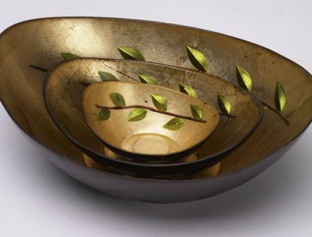 Efektowne naczynie na sałatki