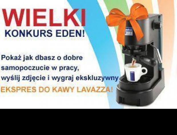 Ekspres do kawy Lavazza za zdjęcie