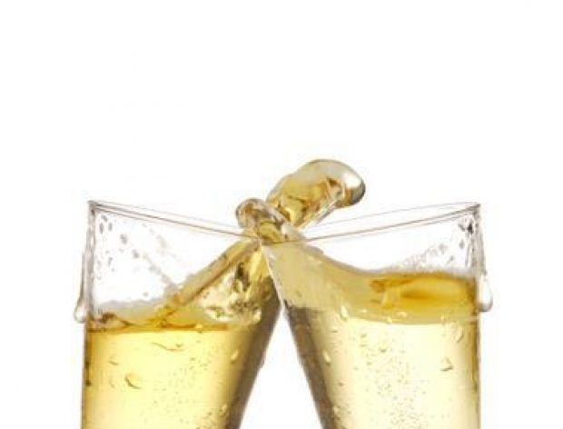 Gdy szampan popłynie