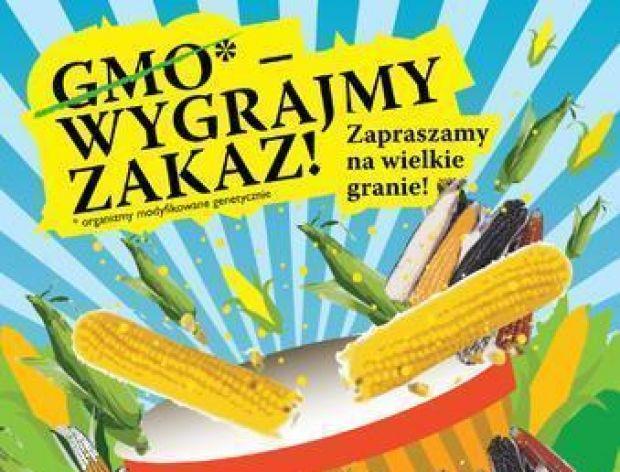 GMO - Wygrajmy zakaz!