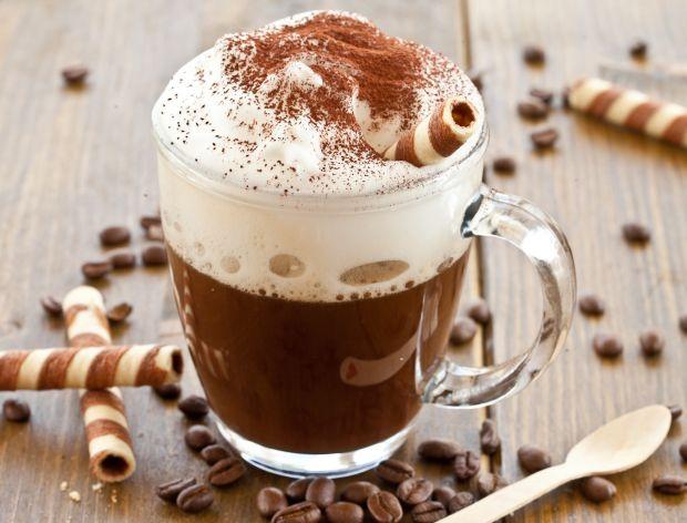 Gorąca czekolada na rozgrzanie