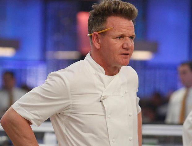 Bój się Gordona Ramsay'a