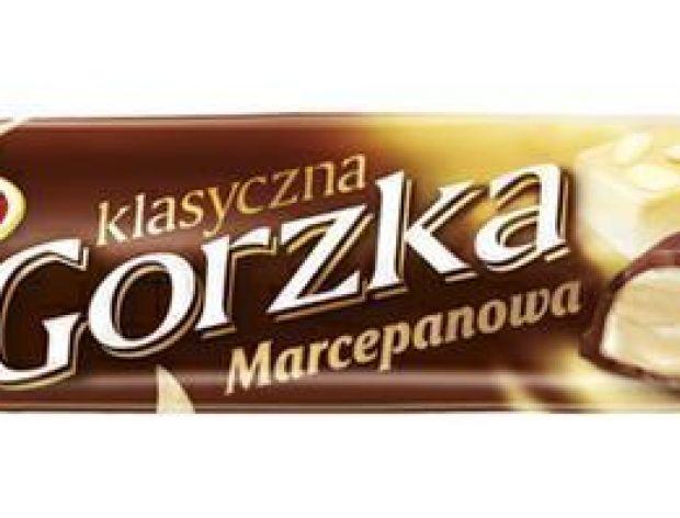 Gorzka czekolada i słodkie nadzienie