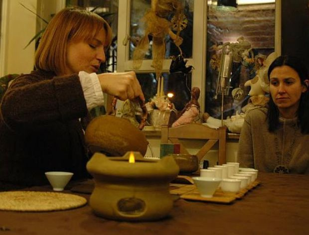 Herbata Dongding Wulong (Tung Ting Oolong)
