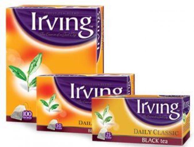 Herbata Irving Daily Classic