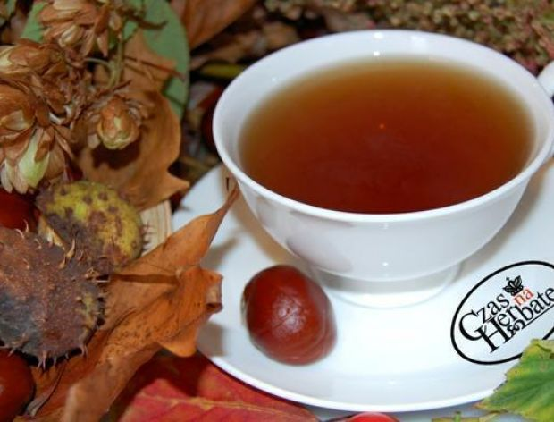 Herbata Jesienne Jabłko