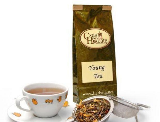 Herbata na poprawę urody