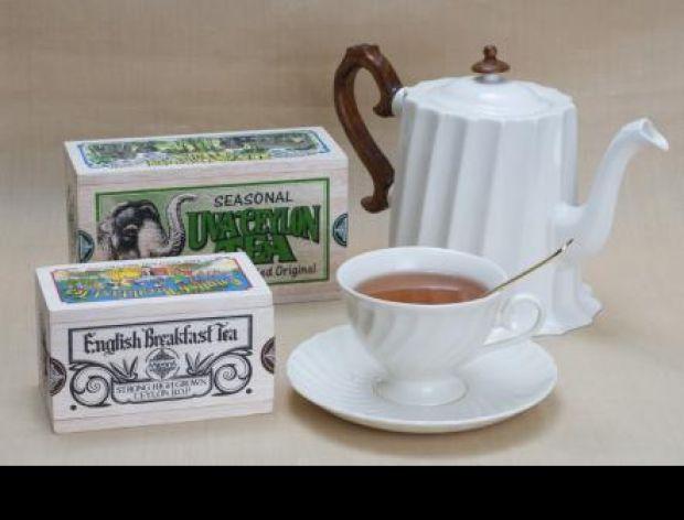 Herbata w salonach Villa Italia