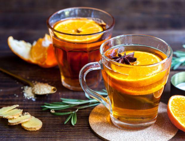 Herbata zimowa - 4 pomysły na rozgrzewający napój