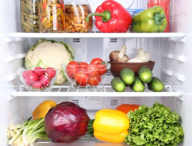 Infografika - jak przechowywać żywność w lodówce?