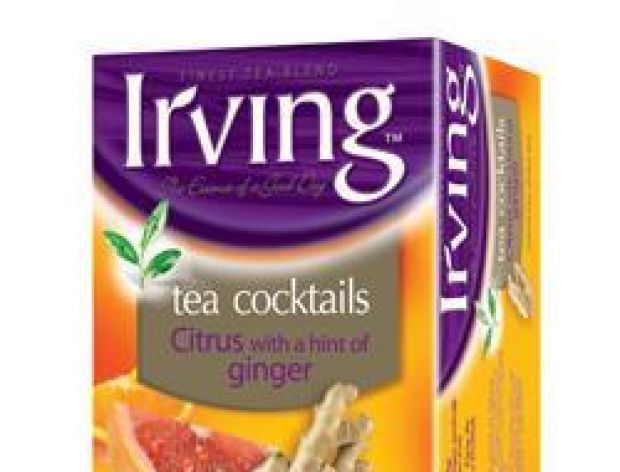 Irving Tea Cocktails Owoce Cytrusowe