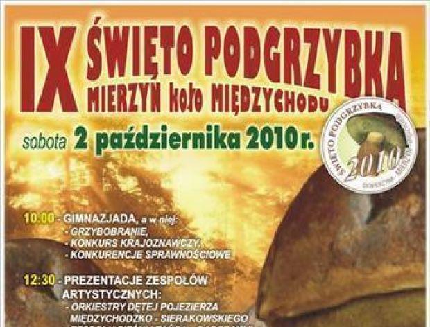 IX Święto Podgrzybka w Wielkopolsce