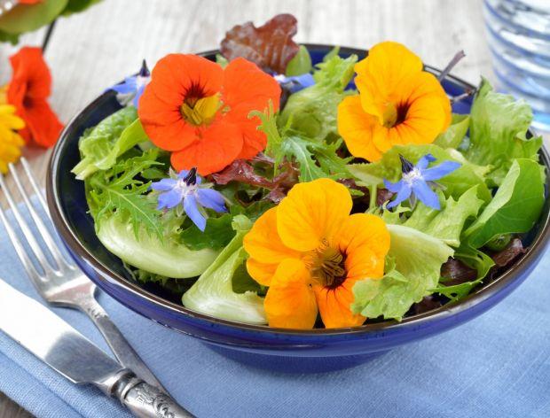 Jadalne kwiaty - jak je przygotować i które możemy zjeść