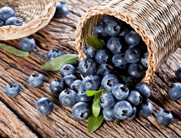 Borówka amerykańska - owoc przedłużający młodość