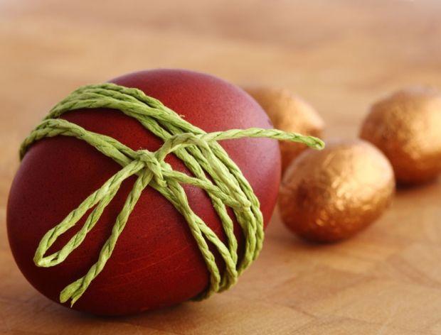 Jak farbować jajka burakami?