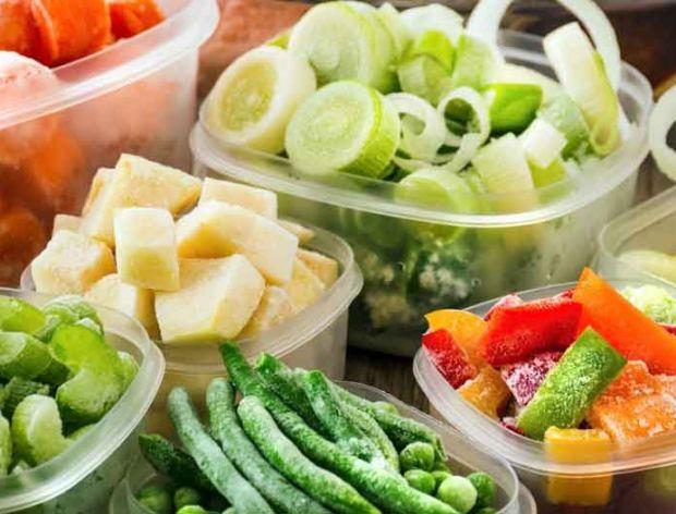 Jak prawidłowo mrozić jedzenie?