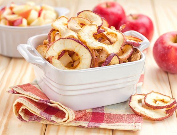 Jak suszyć jabłka?