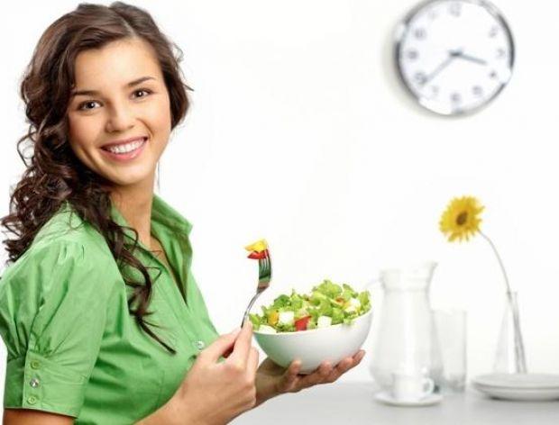 Jak wegetariańska żona pogania męża do stołu?