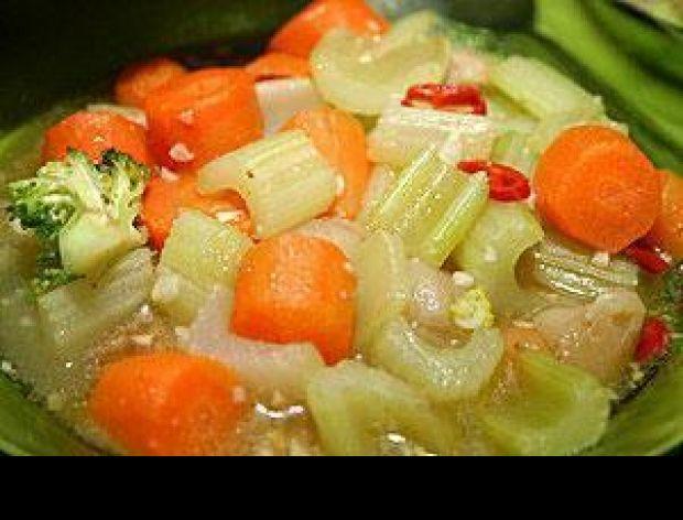 Jak wykorzystać włoszczyznę z zupy?