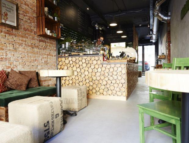 Jedyne takie miejsce w Polsce - Organic Coffee & more