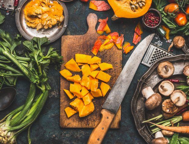Regulamin konkursu - Jesień na talerzu