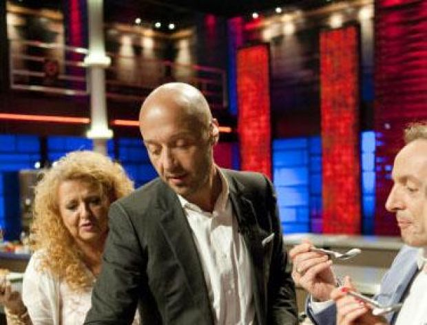 Joe Bastianich w Masterchef