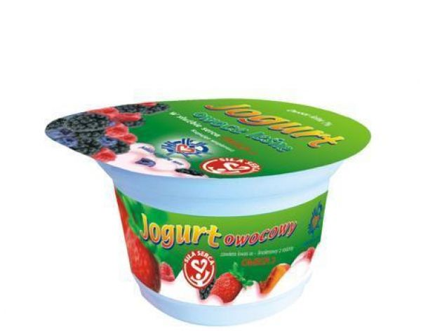 Jogurt Siła Serca
