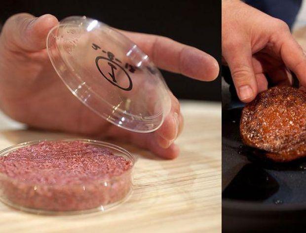 Już wiemy jak smakuje burger z probówki!