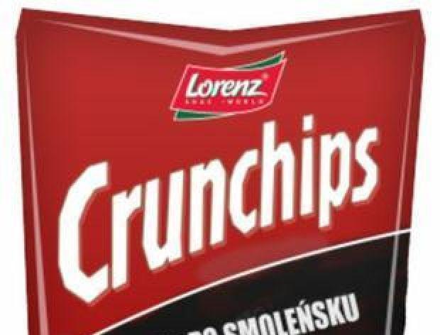 Kaczka po smoleńsku - nowy smak chipsów?